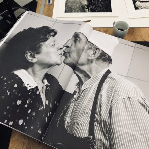 Me and the very sharp art director Pär Johansson just created a very very big coffee table book for the Scandinavian brave brand NN07 .